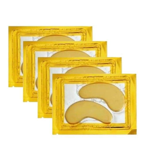 24k Gold Collagen Eye Mask (4 pack) - Eye Mask