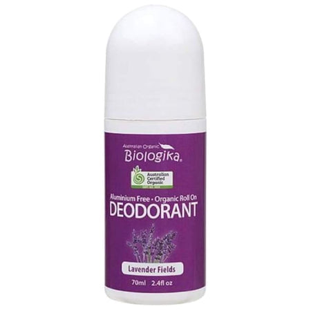 Biologika Lavender Fields Roll-On Deodorant