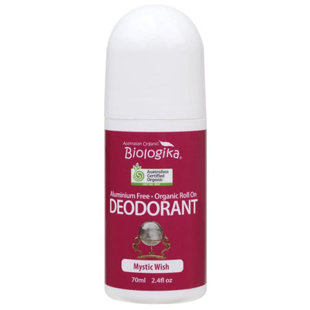 Biologika Mystic Wish Roll-On Deodorant
