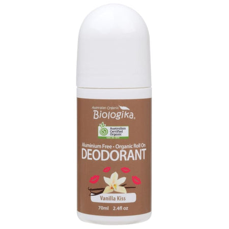 Biologika Vanilla Kiss Roll-On Deodorant