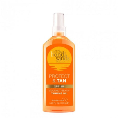 BONDI SANDS Protect & Tan SPF 15 Tanning Oil