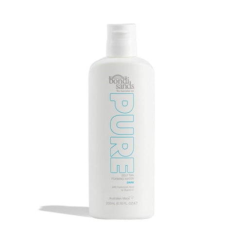 BONDI SANDS Pure Self Tan Foaming Water - Dark - Tan