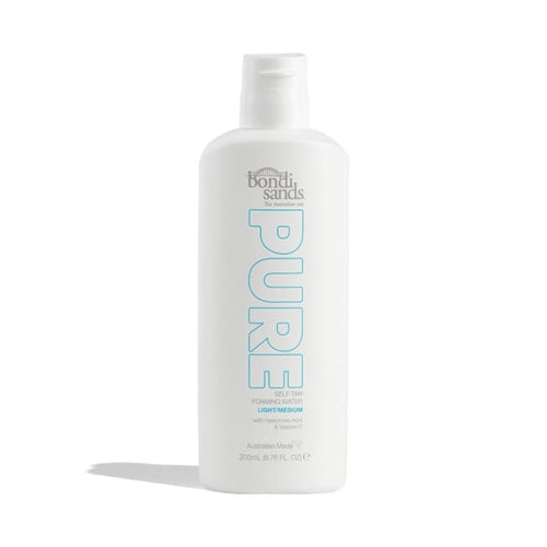 BONDI SANDS Pure Self Tan Foaming Water - Light/Medium - Tan