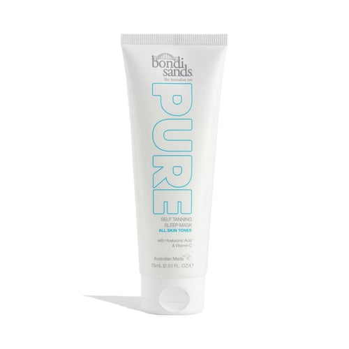 BONDI SANDS Pure Self Tanning Sleep Mask - Tan