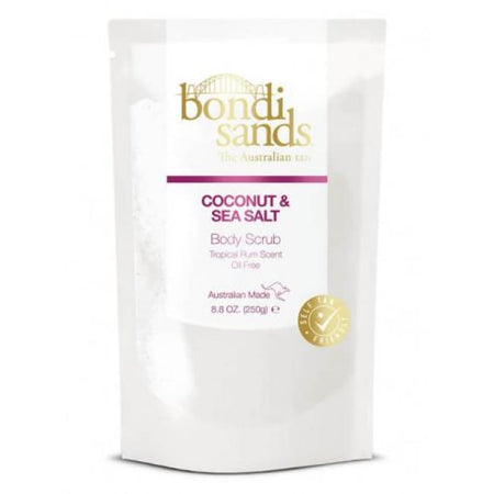 BONDI SANDS Tropical Rum Coconut & Sea Salt Body Scrub
