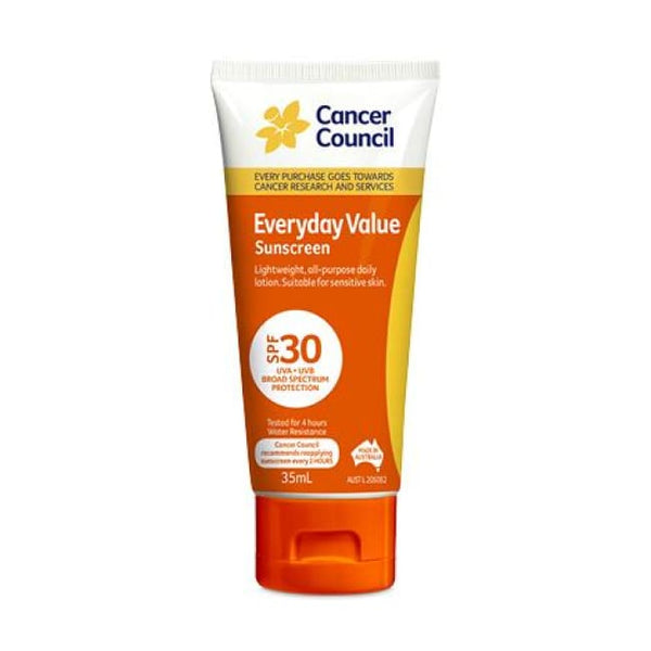 Cancer Council Everyday Sunscreen SPF 30 35ml - Sunscreen