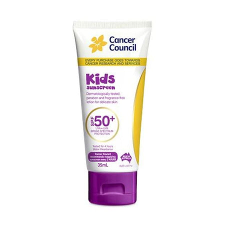 Cancer Council Kids Sunscreen SPF 50+ 35ml