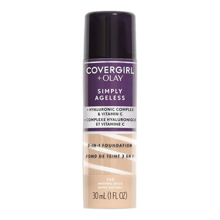 Covergirl + Olay Simply Ageless 3-In-1 Foundation - Natural Beige