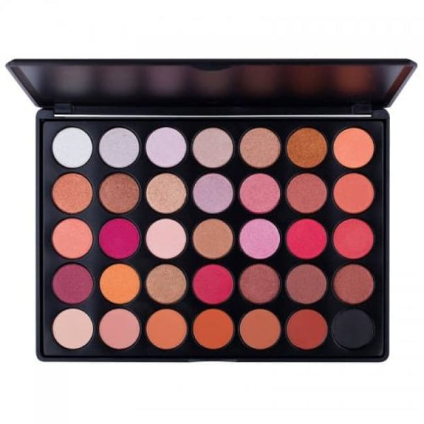 Crush Cosmetics 35F Eyeshadow Palette - Eyeshadow