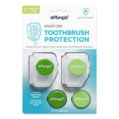 Dr Tung's Snap-On Toothbrush Protection