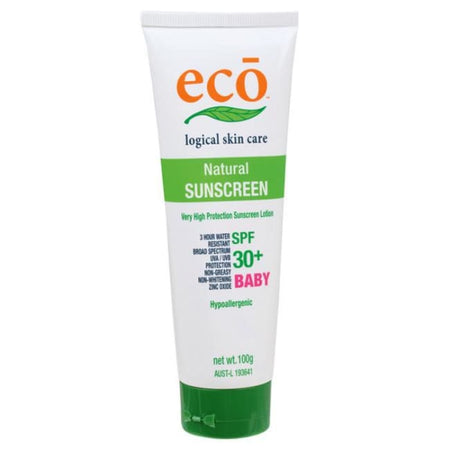 Eco Natural Sunscreen Baby SPF 30+