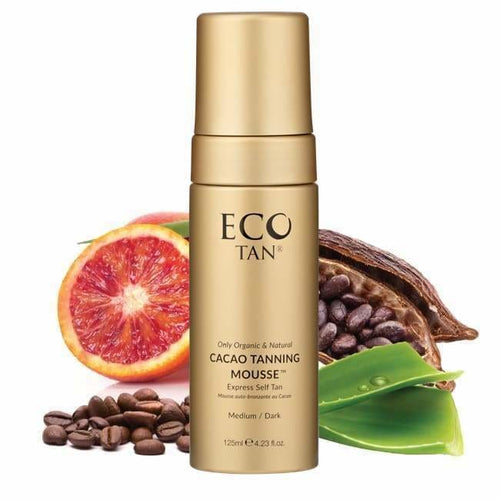 ECO TAN Cacao Tanning Mousse - Tan