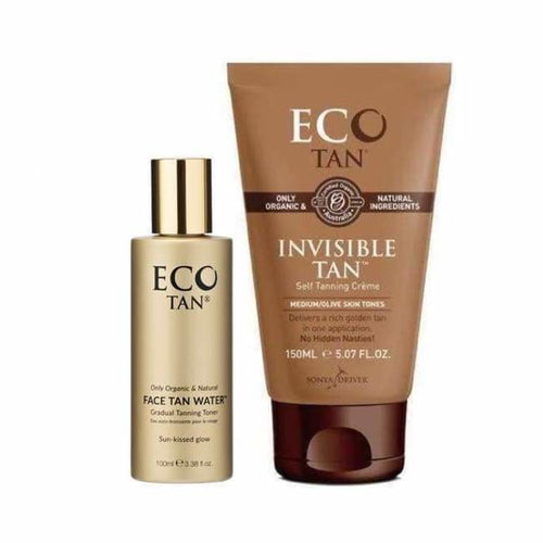 ECO TAN Classic Tan Duo - Tanning Pack