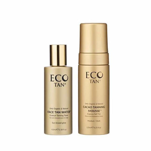 ECO TAN Express Tan Duo - Tanning Pack