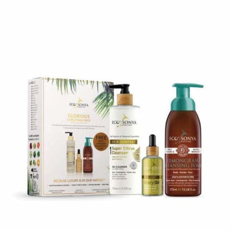 ECO TAN Glorious Christmas Gift Set