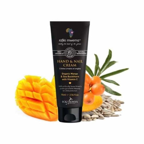 ECO TAN Hand & Nail Cream For Rafiki Mwema - Hand Cream