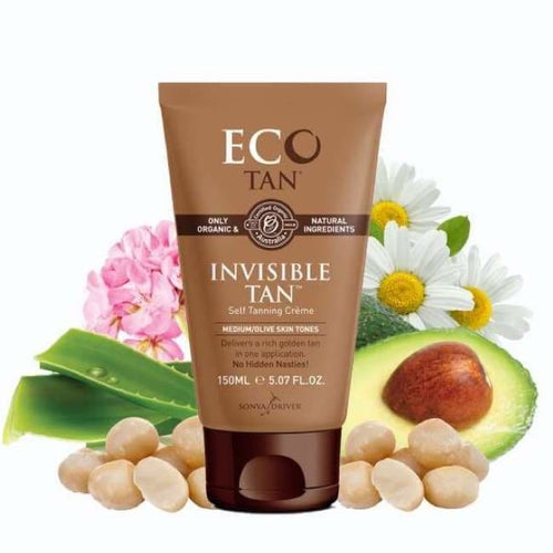 ECO TAN Invisible Tan - Tan