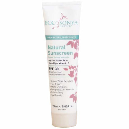 ECO TAN Natural Rose Hip Sunscreen - Sunscreen