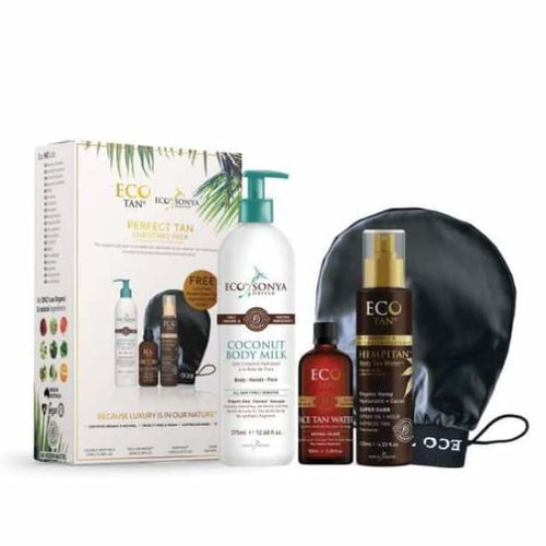 ECO TAN Perfect Tan Christmas Gift Set - Tan