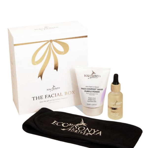 ECO TAN The Facial Box - SKINCARE PACK