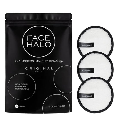 FACE HALO ORIGINAL- Pack of 3 - Makeup Remover