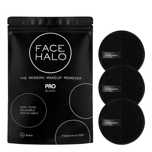 FACE HALO PRO - Pack of 3 - Makeup Remover