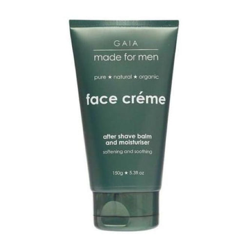 Gaia Made For Men Face Creme - Face Moisturiser
