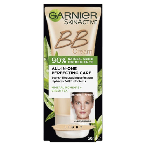 Garnier Skin Active BB Cream Naturals - Light - BB Cream