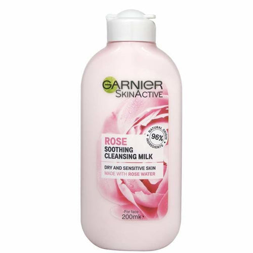 Garnier Skin Active Soothing Botanical Cleansing Milk with Rose Water - Cleanser