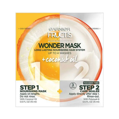 Garnier Wonder Mask + Coconut Oil Hair Mask - Hair Mask