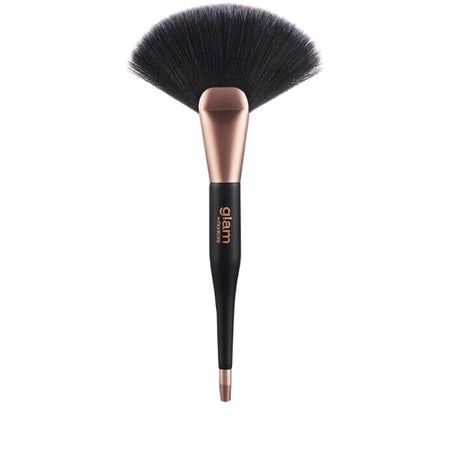 Glam By Manicare Highlight/Contour Fan Brush GD2