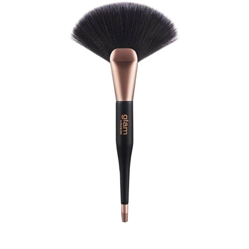 Glam By Manicare Highlight/Contour Fan Brush GD2 - Brush