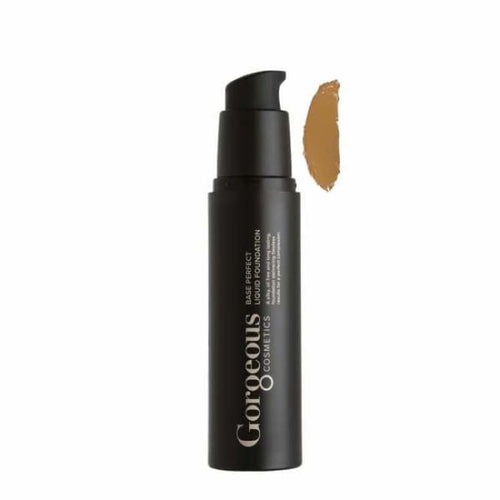 Gorgeous Cosmetics Base Perfect Foundation - 12W - Foundation