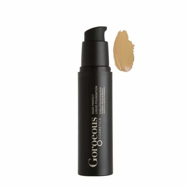 Gorgeous Cosmetics Base Perfect Foundation - 6N - Foundation