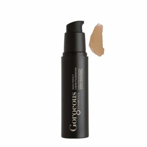 Gorgeous Cosmetics Base Perfect Foundation - 9W - Foundation