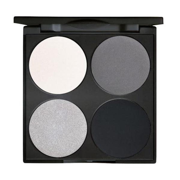Gorgeous Cosmetics Hollywood Smokey Eyes 4 Pan Palette - Eyeshadow