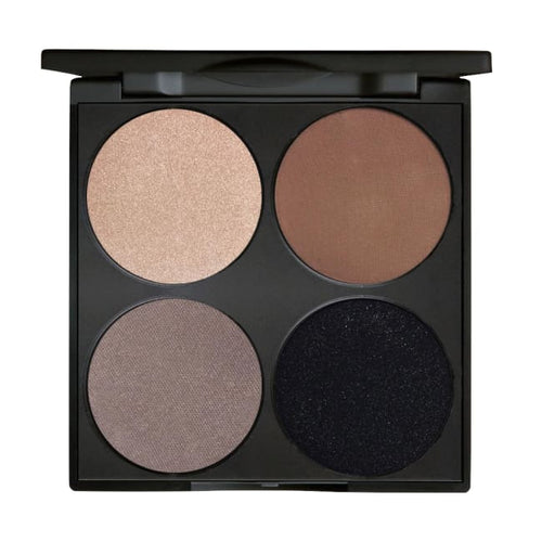 Gorgeous Cosmetics Noir Smokey Eyes 4 Pan Palette - Eyeshadow