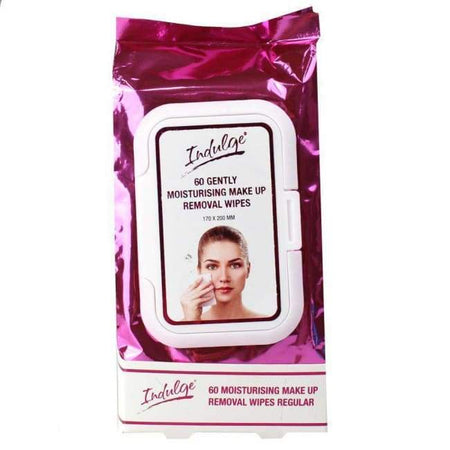 Indulge Moisturising Makeup Removal Wipes