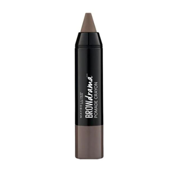 Maybelline Brow Drama Pomade Crayon - Medium Brown - Brow Crayon