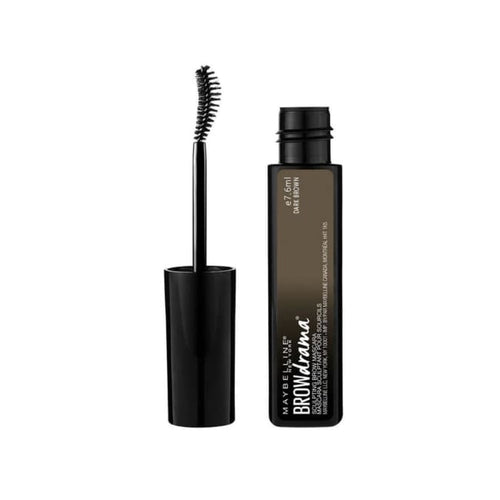 Maybelline Brow Drama Sculpting Brow Mascara - Dark Brown - Brow Mascara