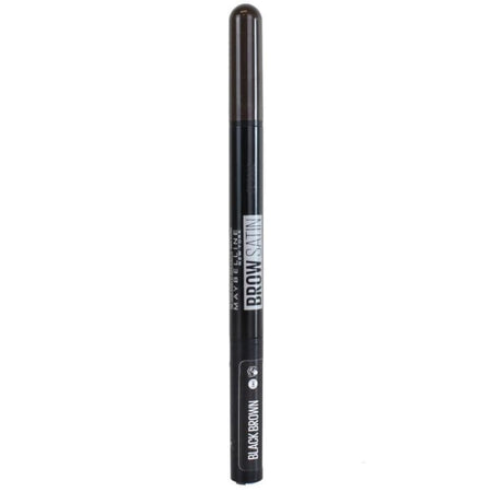 Maybelline Brow Satin Pencil + Powder Duo - Black Brown
