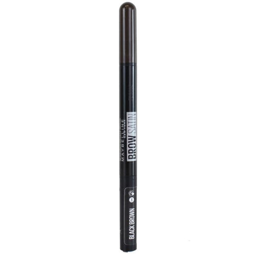 Maybelline Brow Satin Pencil + Powder Duo - Black Brown - Brow Pencil