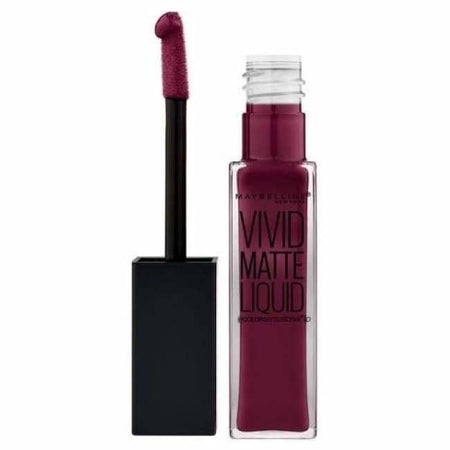 Maybelline Color Sensational Vivid Matte Liquid Lipstick - Corrupt Cranberry
