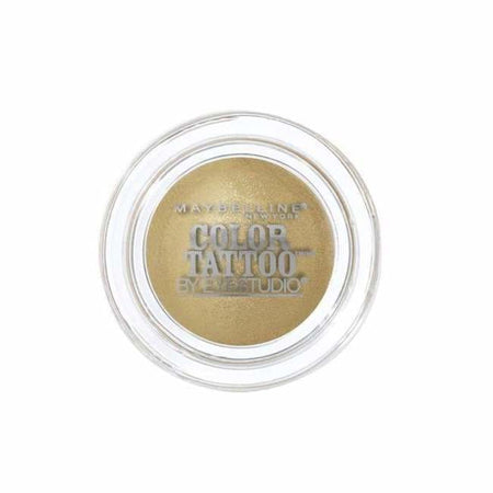 Maybelline Color Tattoo 24HR Eye Shadow - Bold Gold