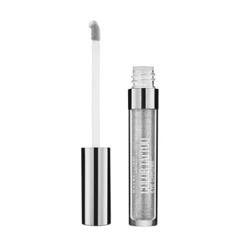 Maybelline Color Tattoo Eye Chrome - Silver Spark - Eyeshadow