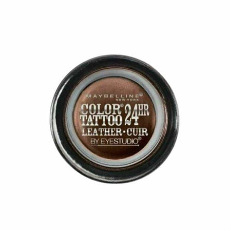 Maybelline Color Tattoo Leather 24HR Eye Shadow - Chocolate Suede
