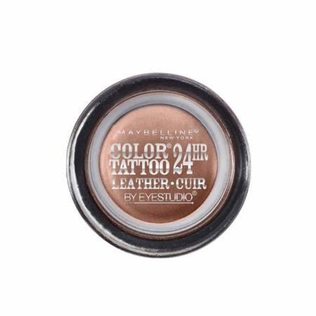 Maybelline Color Tattoo Leather 24HR Eye Shadow - Creamy Beige