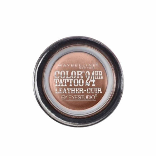 Maybelline Color Tattoo Leather 24HR Eye Shadow - Creamy Beige - Eyeshadow