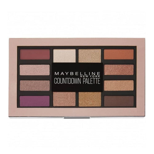 Maybelline Countdown Palette - Eyeshadow