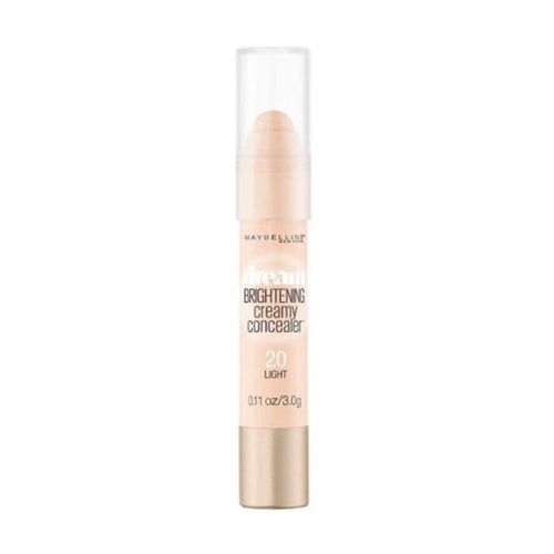 Maybelline Dream Brightening Creamy Concealer - Light - Concealer